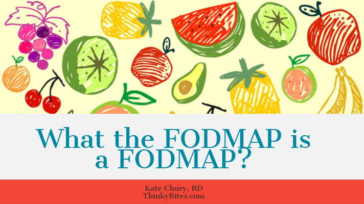 What the FODMAP is a FODMAP?