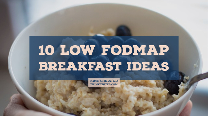10 Low FODMAP Breakfast Ideas