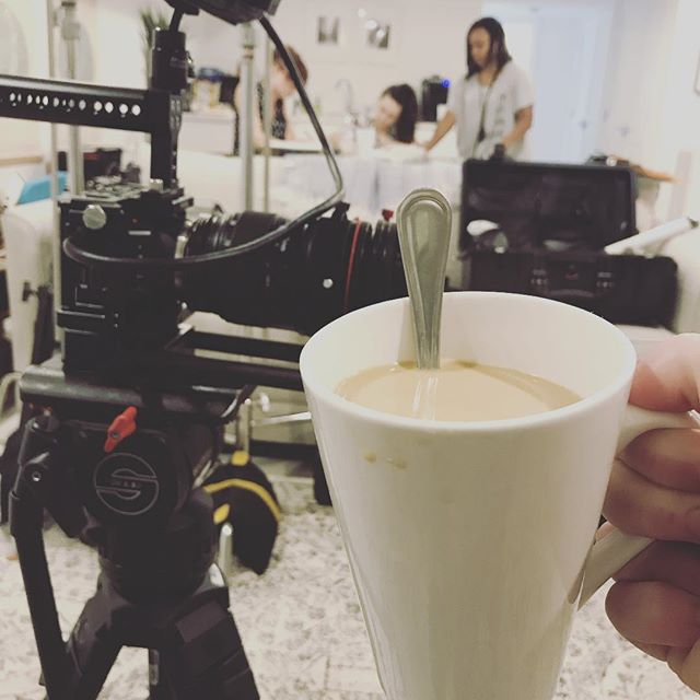 Cup number two! #film #filmmaking