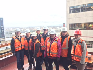 2017 WIC Week Porter Hotel Jobsite Tour