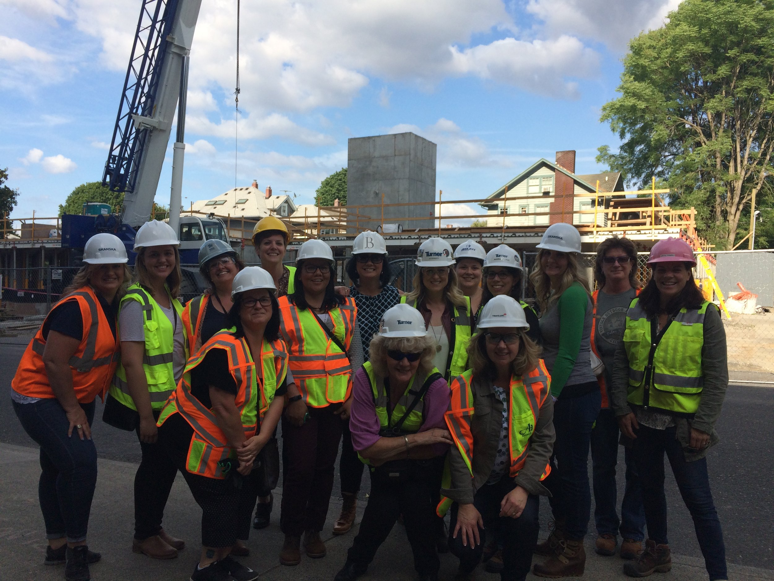 2017 July Turner Jobsite Tour