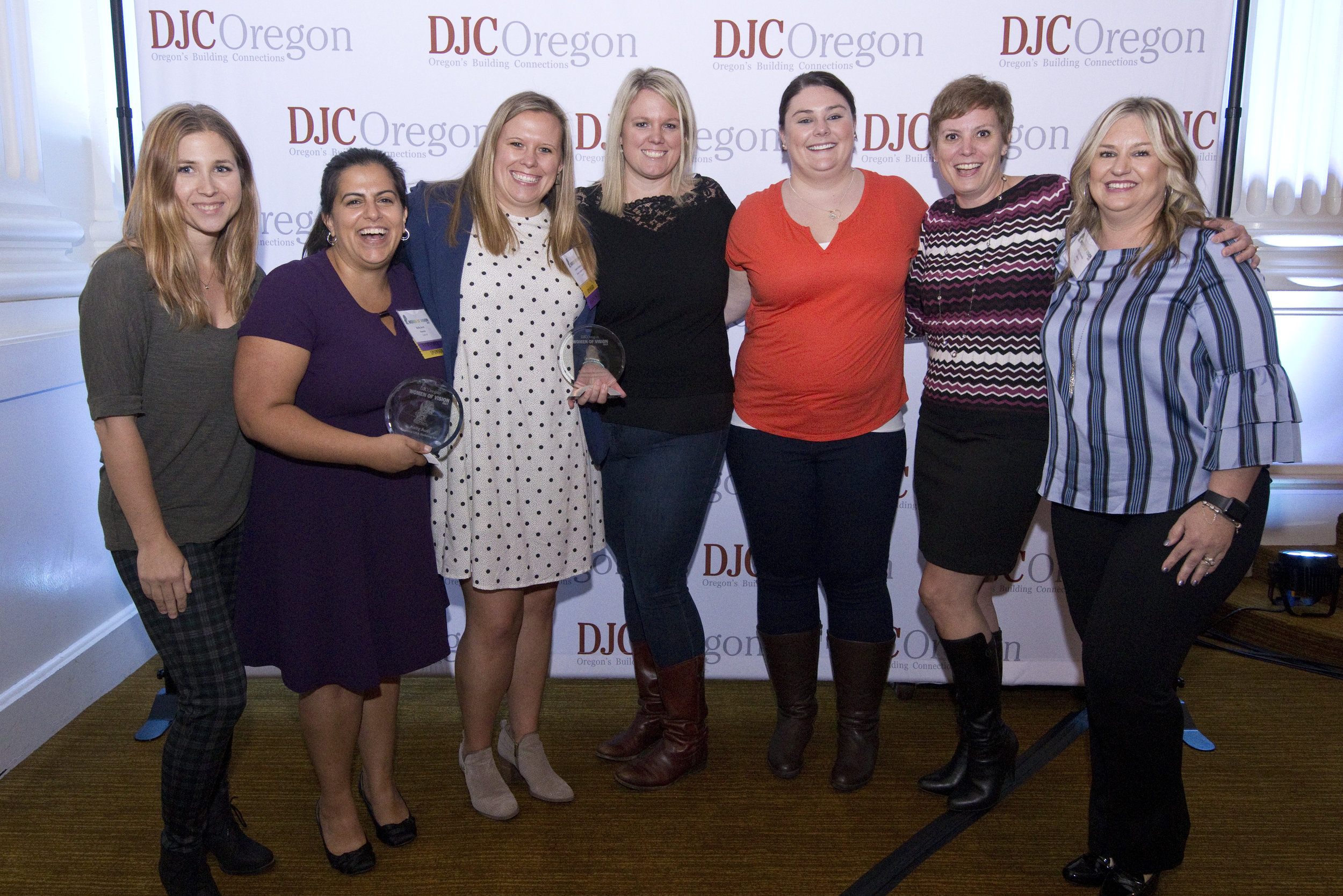 2017 DJC Women of Vision Awards