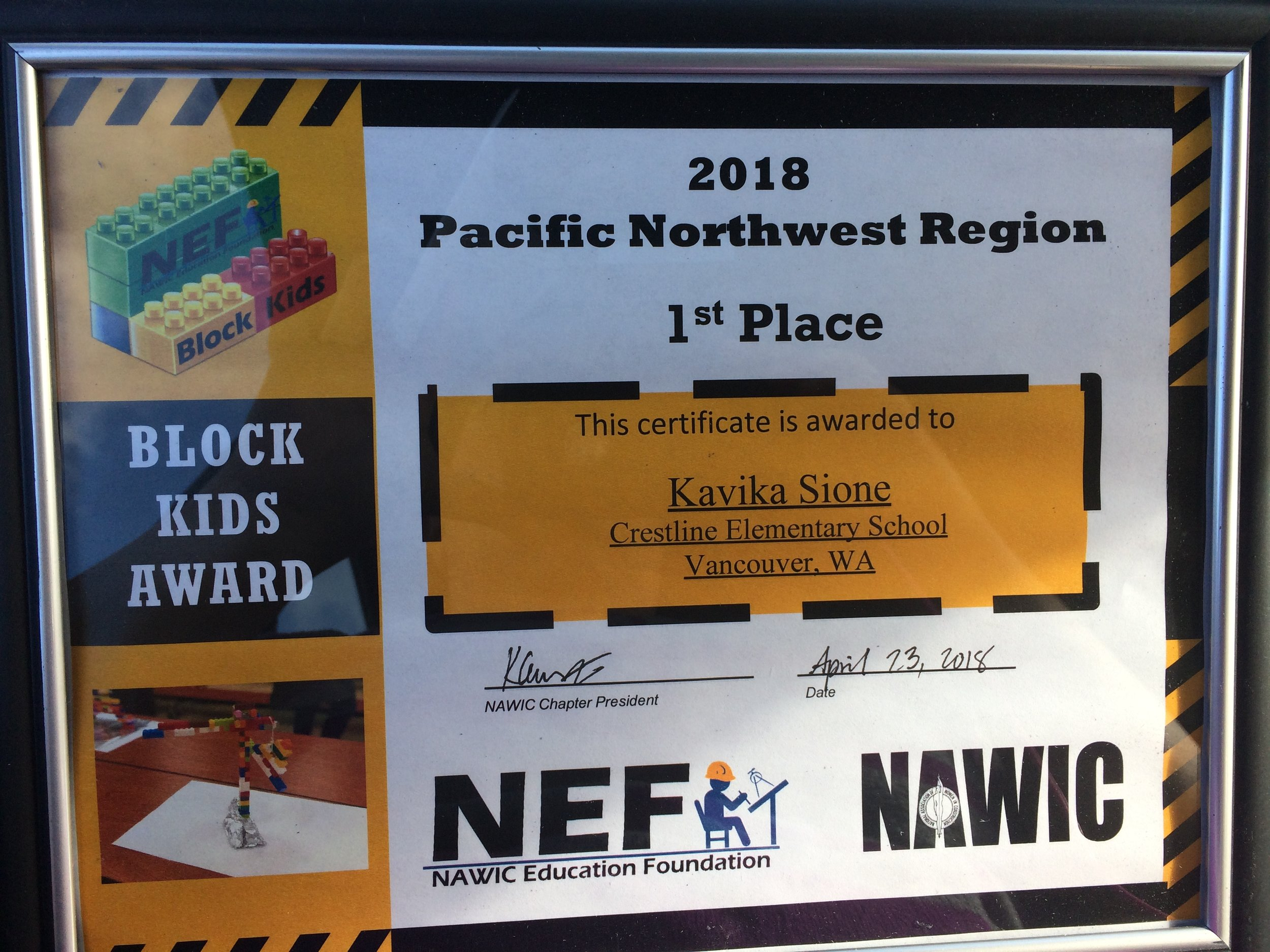 Regional Award Photo.JPG