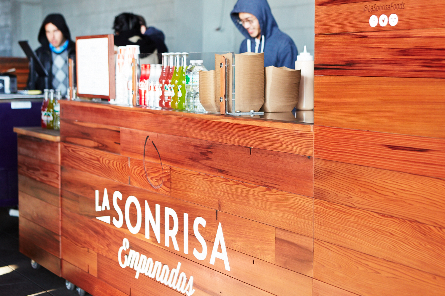 2015 La Sonrisa High Line Booth.jpg