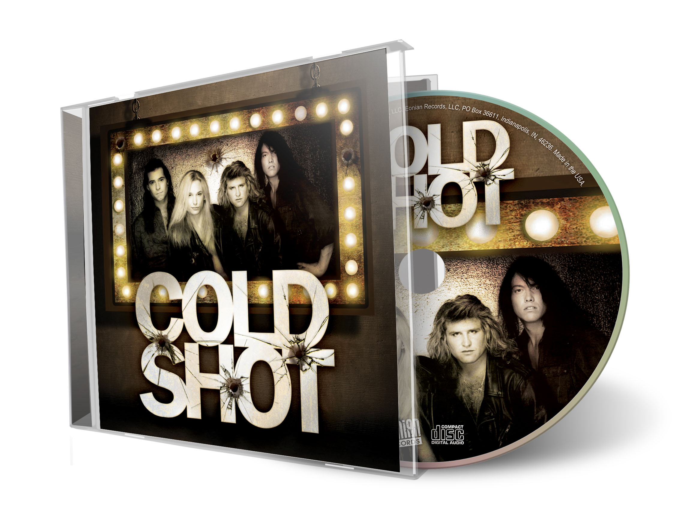 COLD SHOT - Cold Shot   Los Angeles, California   Release: August 26, 2014