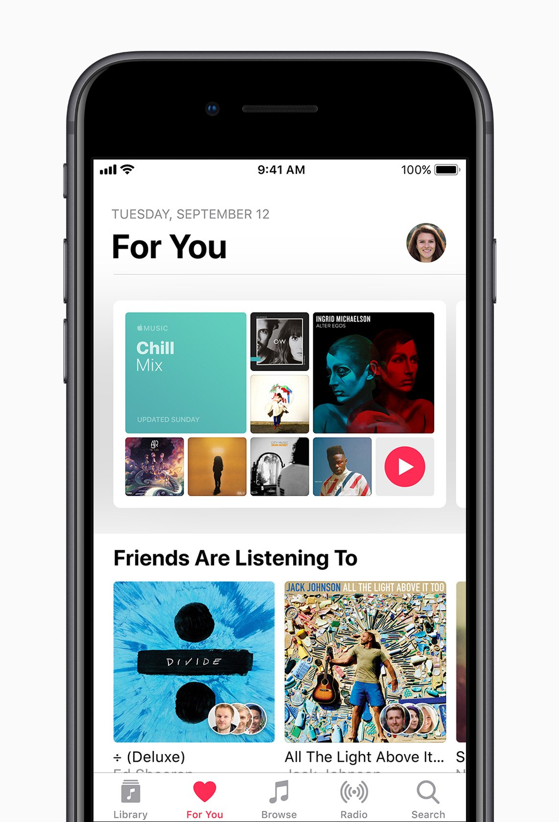 12. You can share Apple Music playlists with your friends.