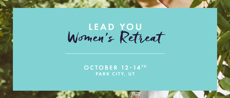LEAD YOU - Women's 3 Day Transformational Retreat - Lead YOU Retreat is based on the belief that YOU know how to lead YOU. This experience will help you discover your own inner leader. Learning how to lead your life rather than looking outside of yourself for guidance and direction is deeply personal and transformational!