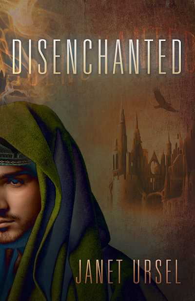Disenchanted by Janet Ursel, cover design by Greg Simanson