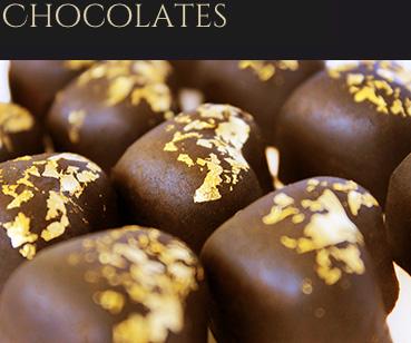 Gold Chocolates