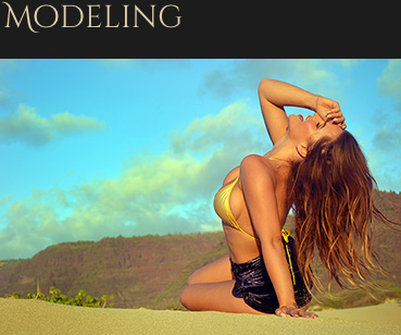 Kauai Hawaii Model