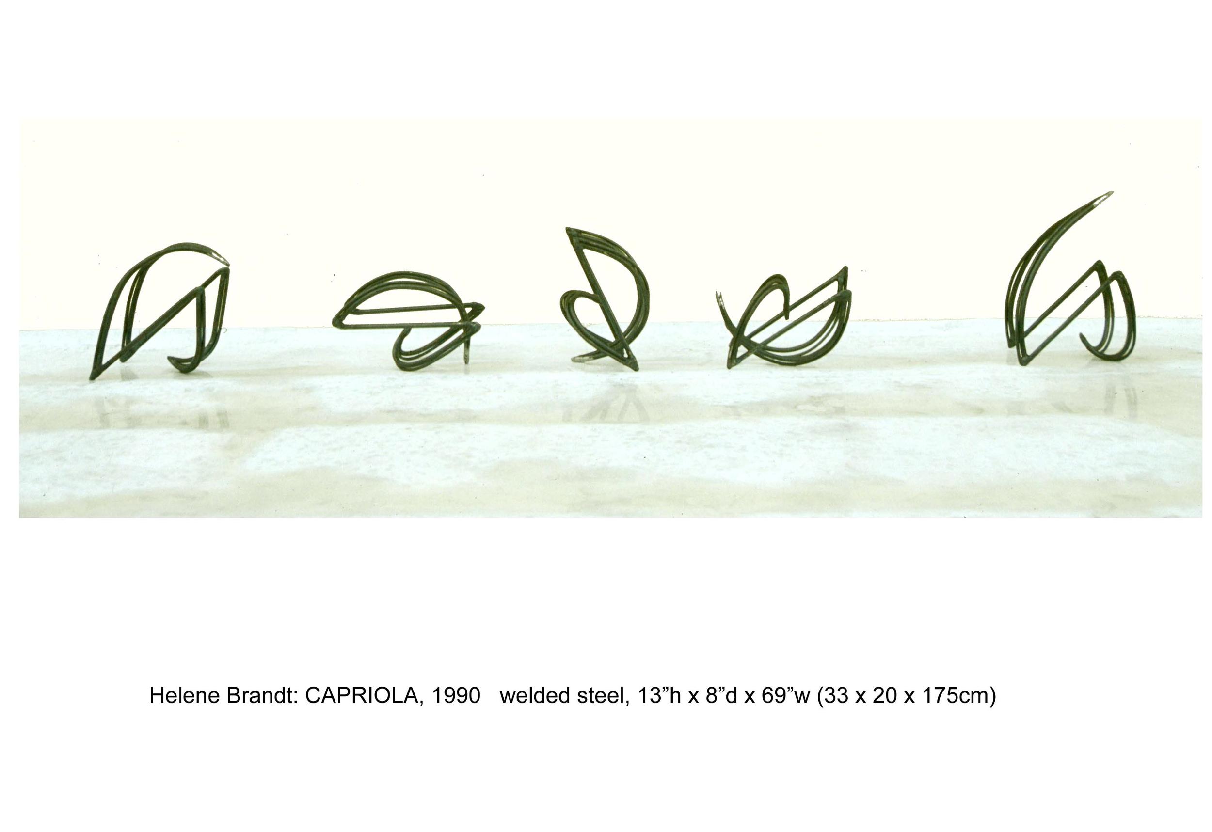 Capriola 1990
