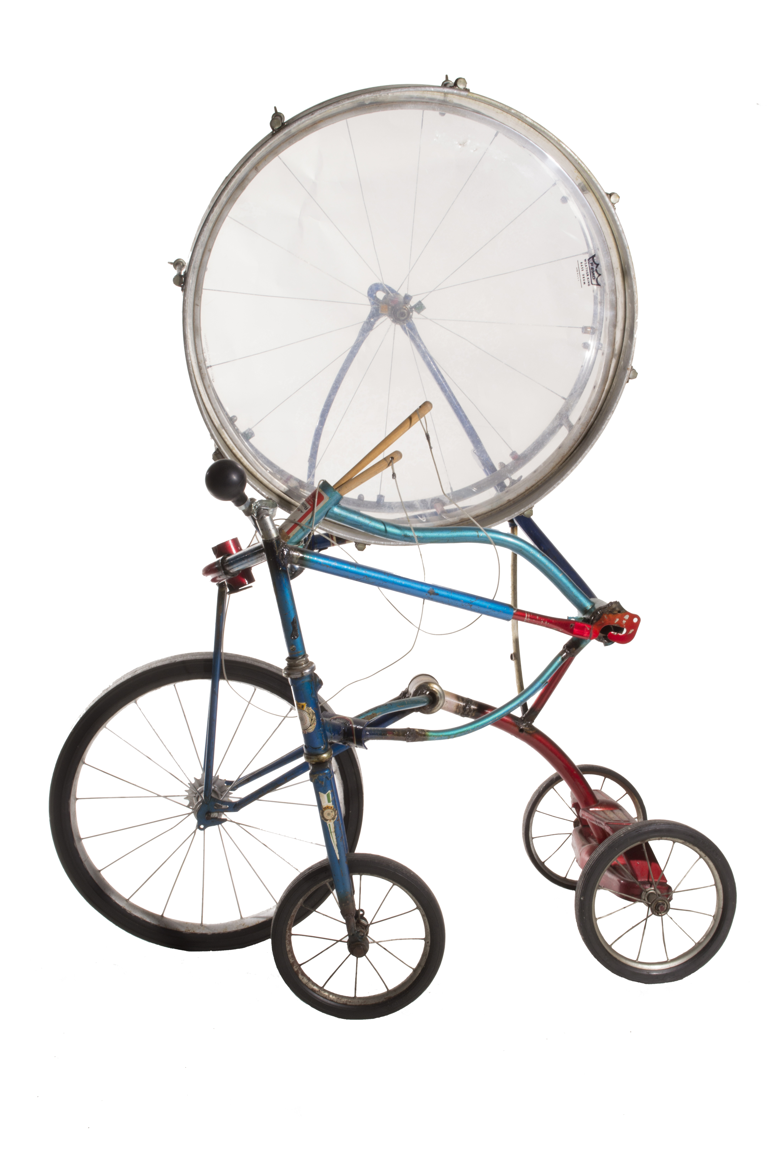 Trike Drum 1977