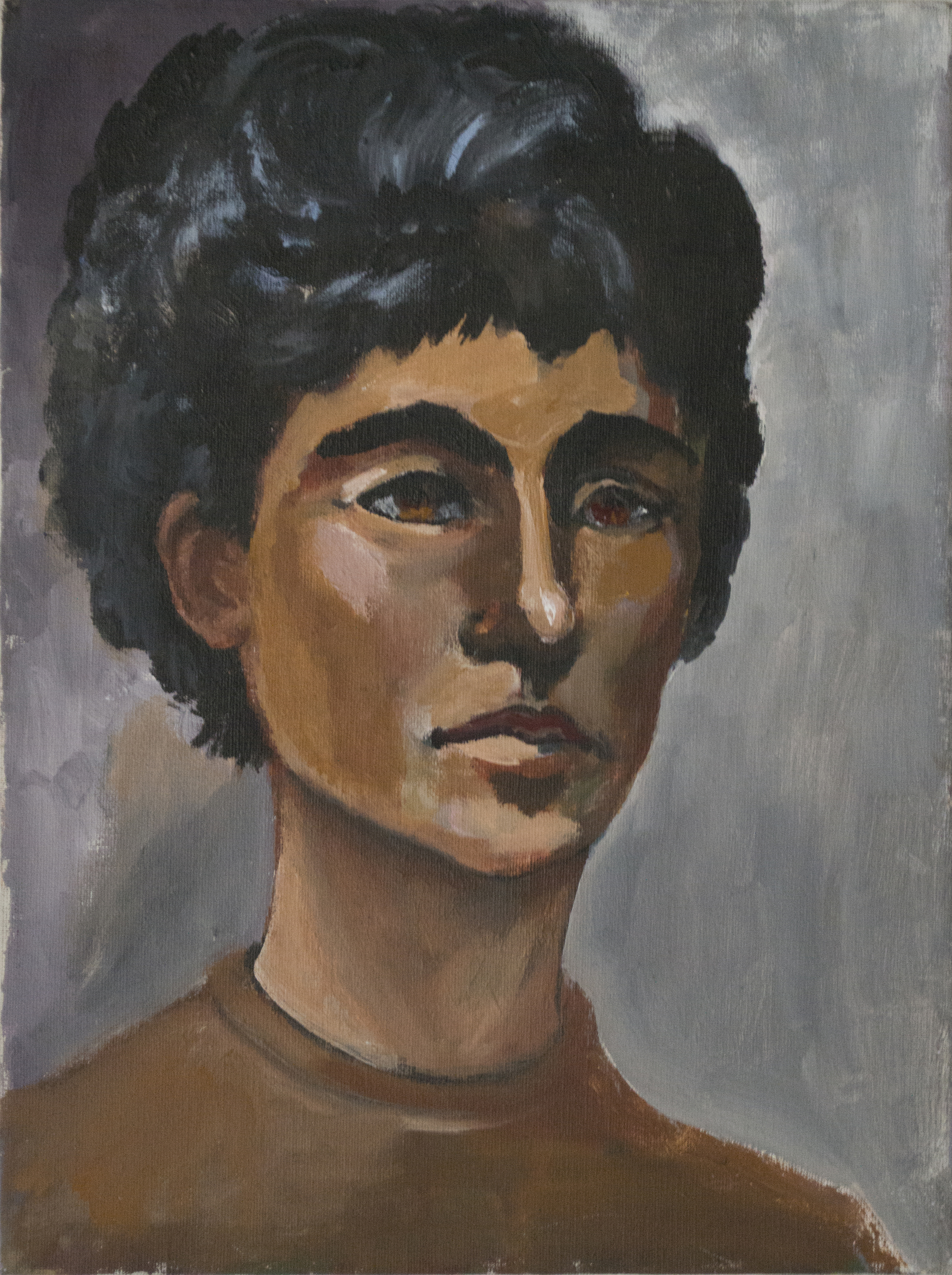 Self Portrait 1988