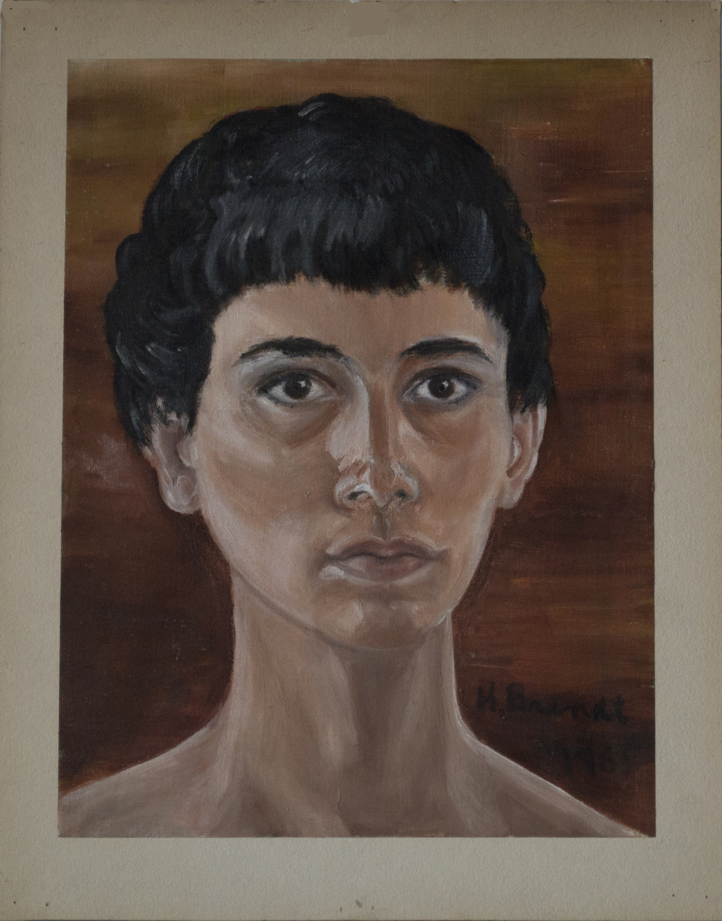 Self Portrait 1961