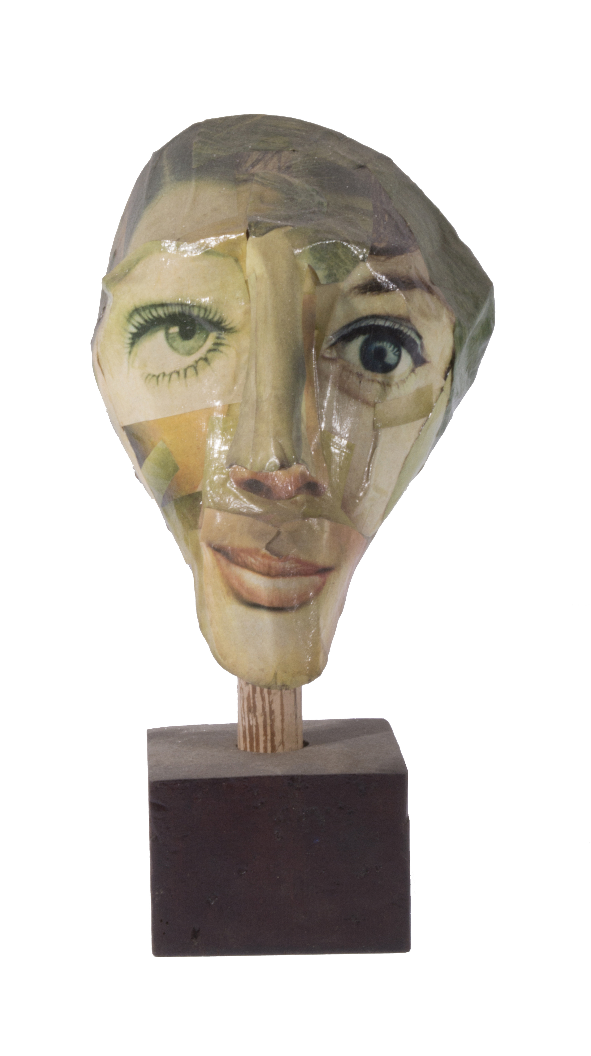 Untitled Paper Head