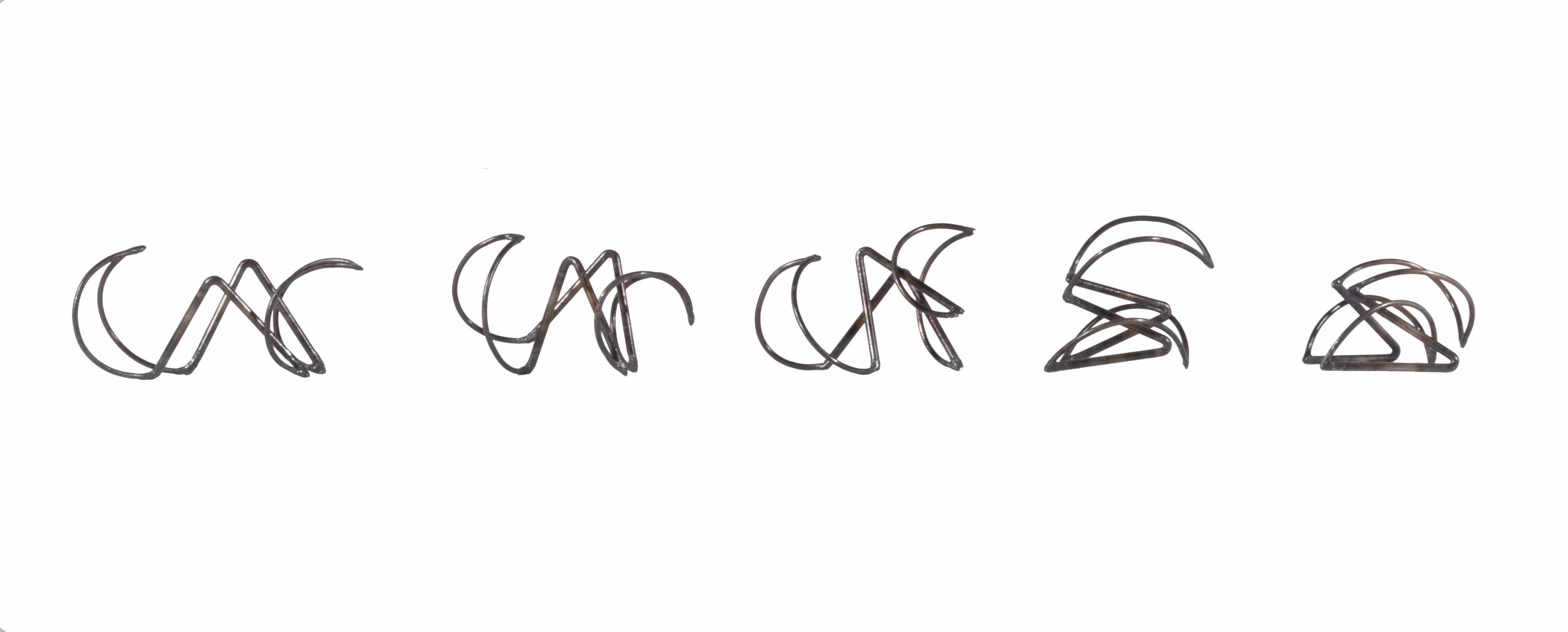 Colligraphic Progression 1992
