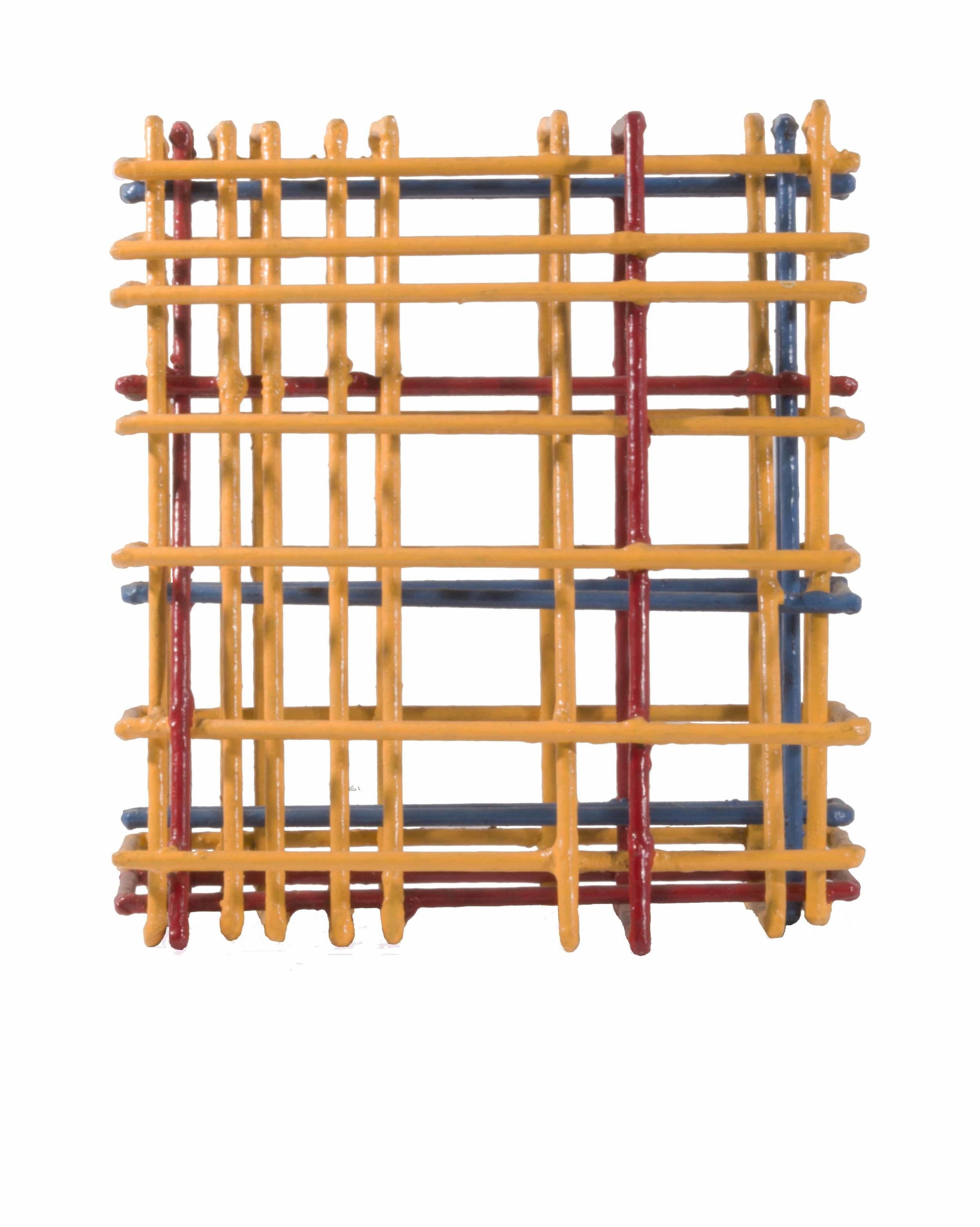 Mondrian Construction 5B, 1995-6
