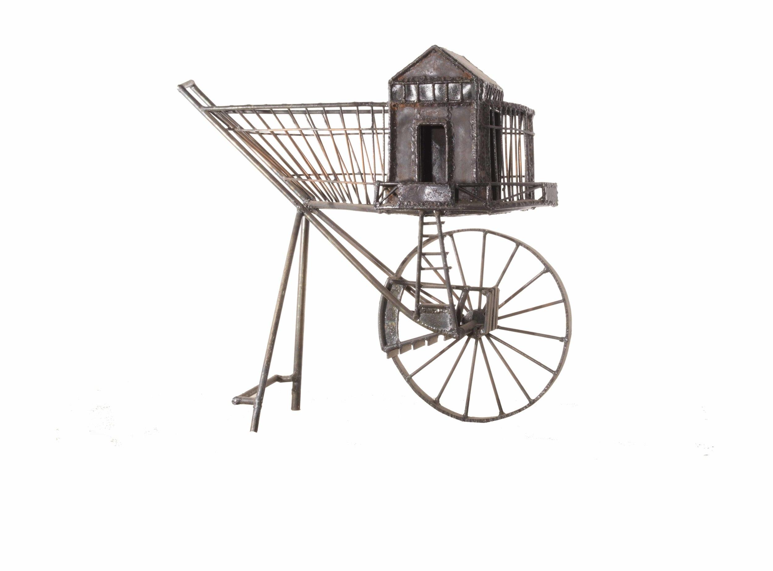 Shopping Cart House 1982