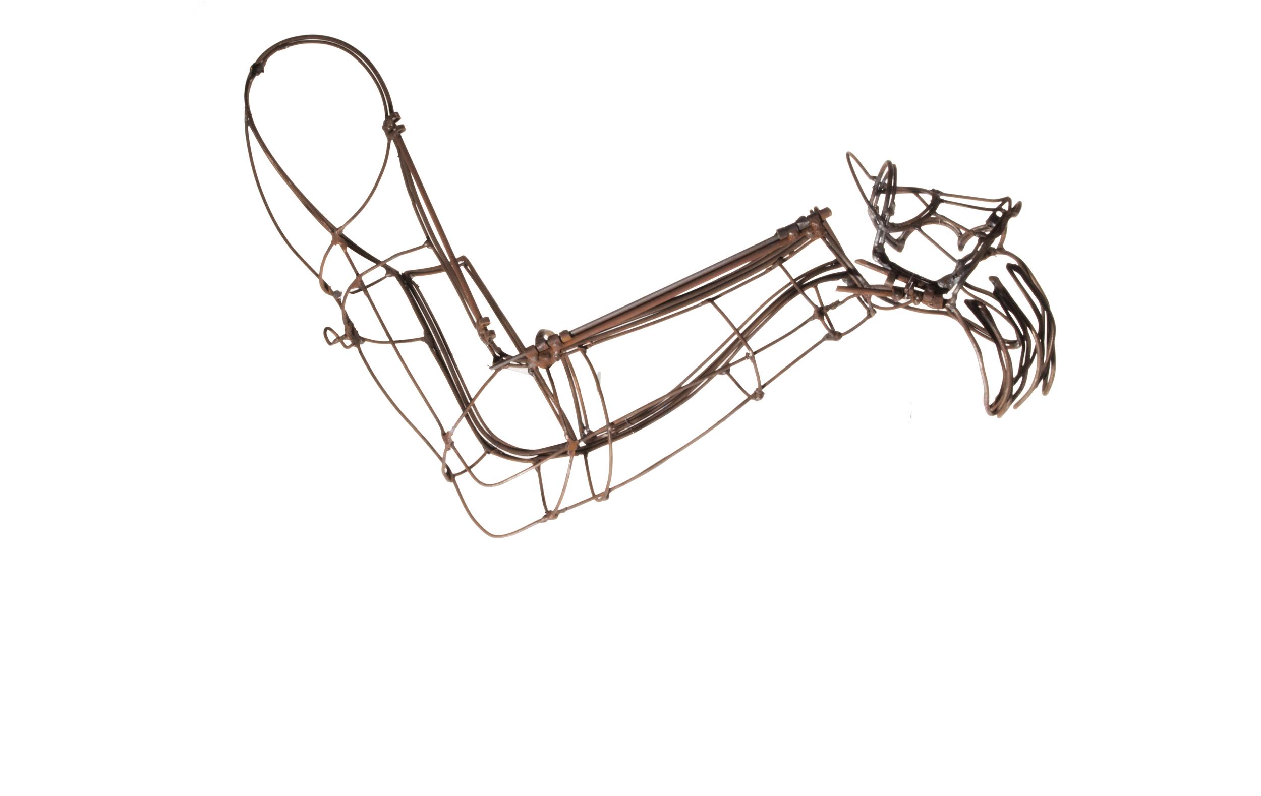 Wire Arm & Hand, no date