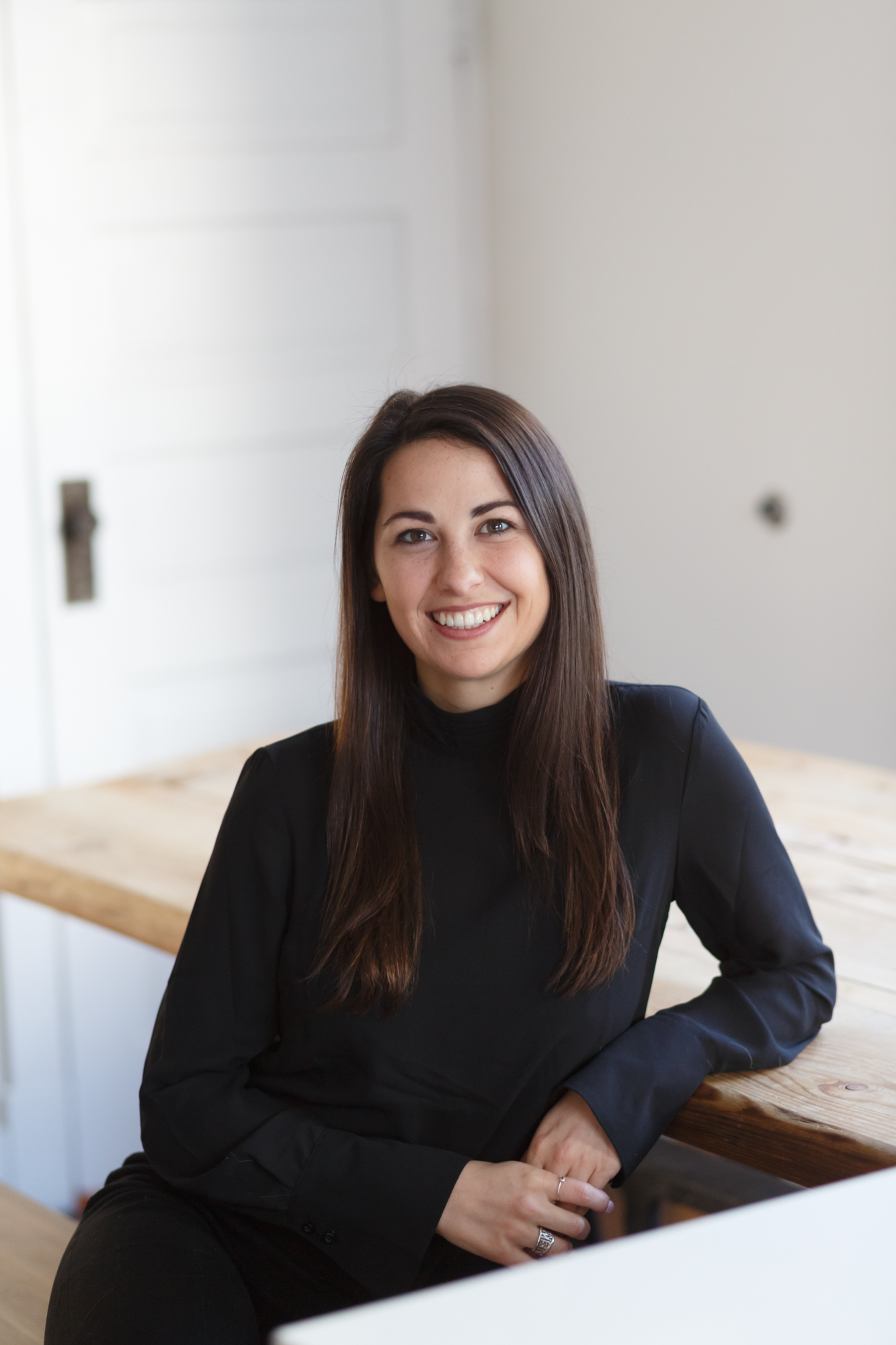 Christine,  Business Development
