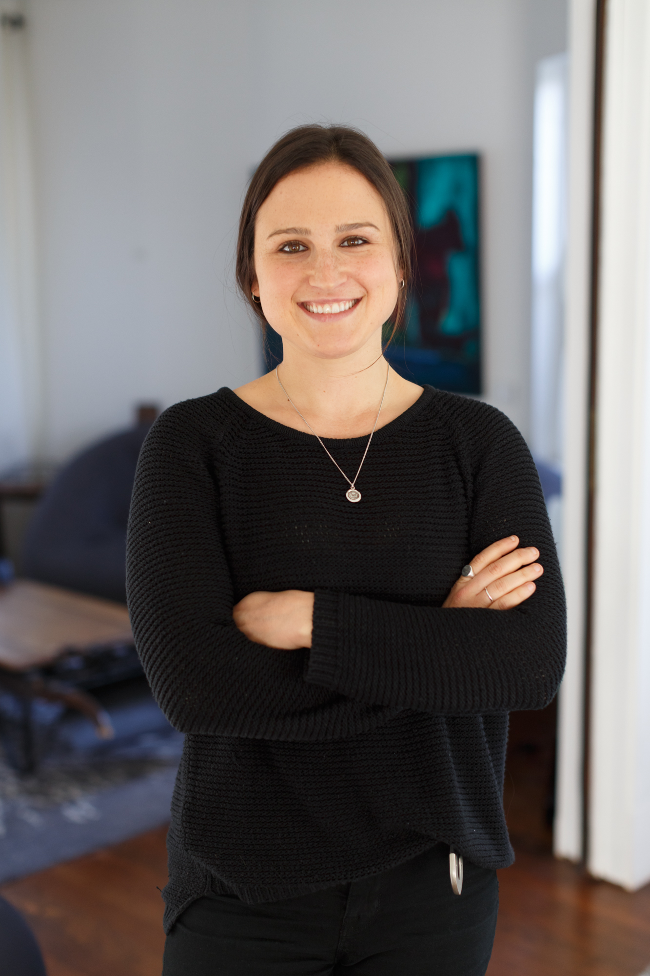 Shimona,  Creative Strategist