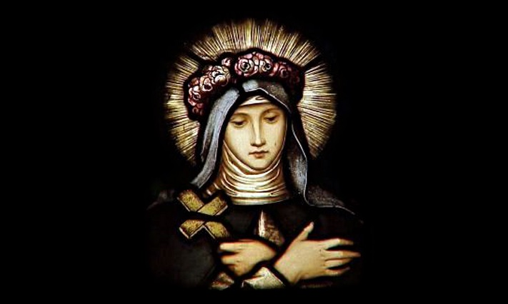 St. Rose of Lima (1586-1617)