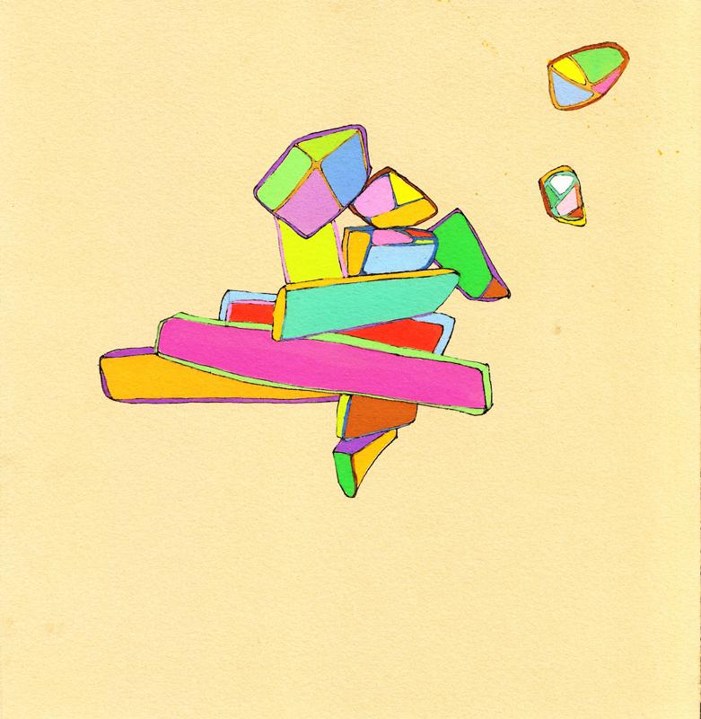 gesture (drawing), 2011