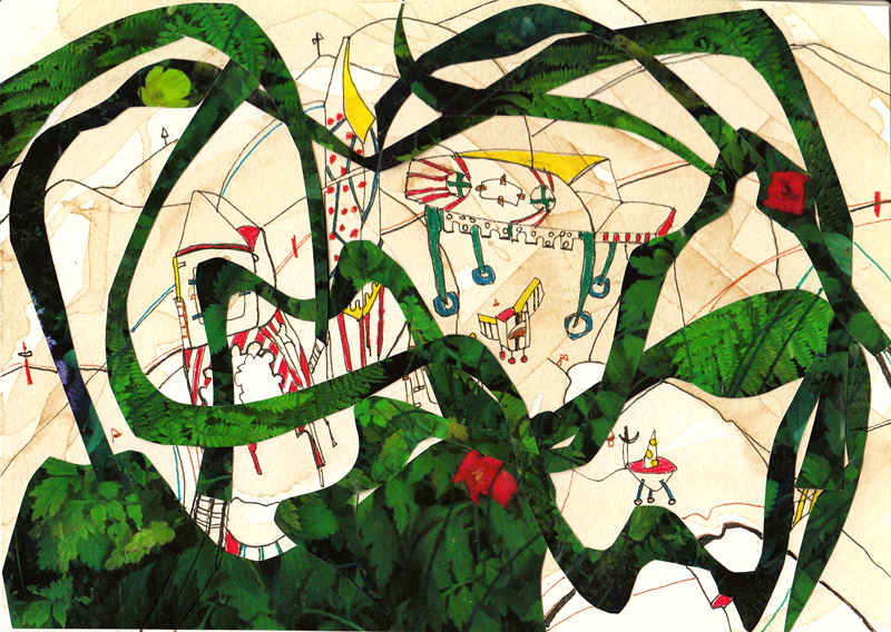 circus garden #1, 2012