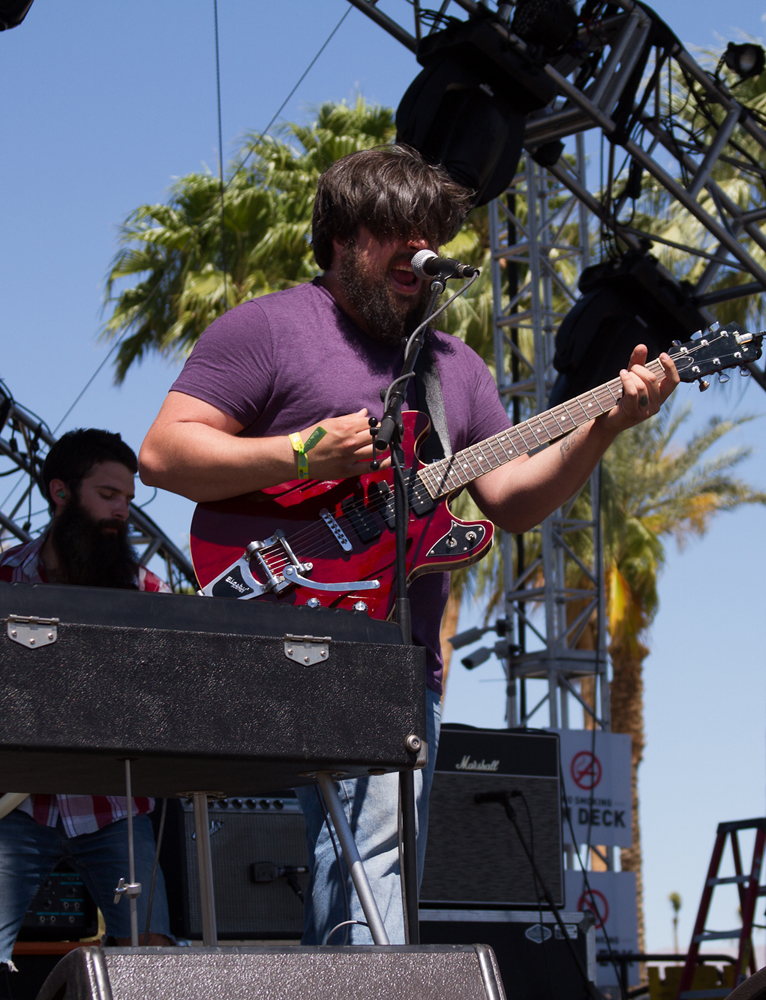 dDeer Hunter @ Coachella 4/20/2112