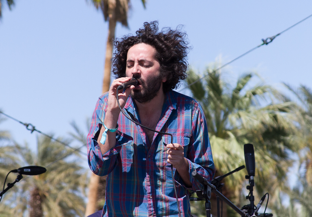 Destroyer @ Coachella 2012