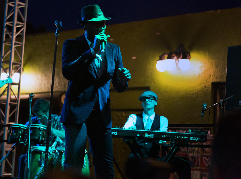 Aloe Blacc @ Silver Lake Jubilee 2012