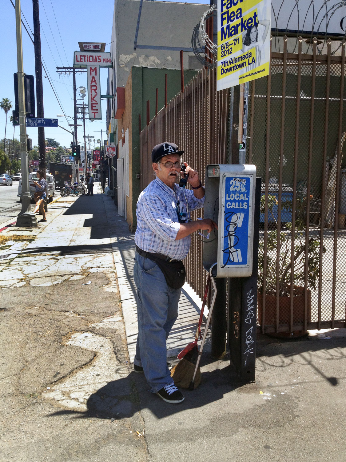 On the Payphone