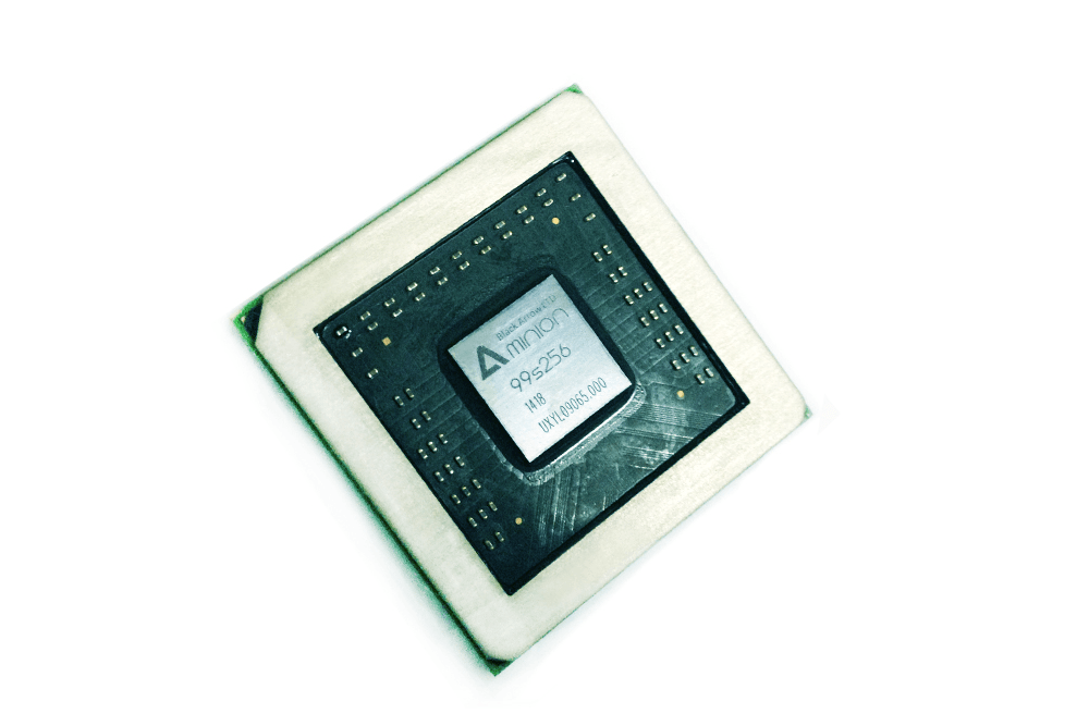 The 28 nm Black Arrow Minion