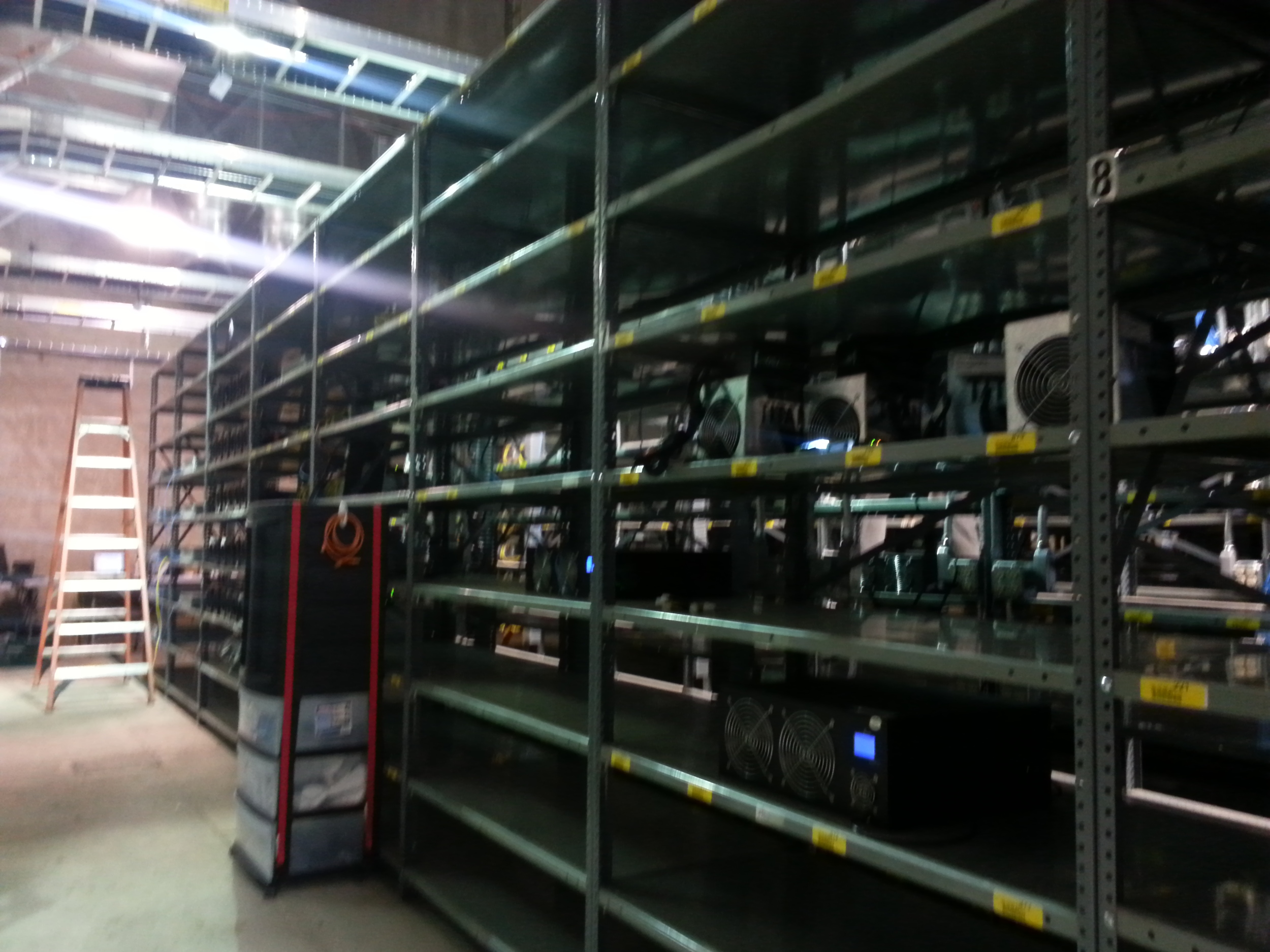 hosted bitcoin mine usa