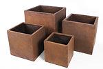 cube grc planters
