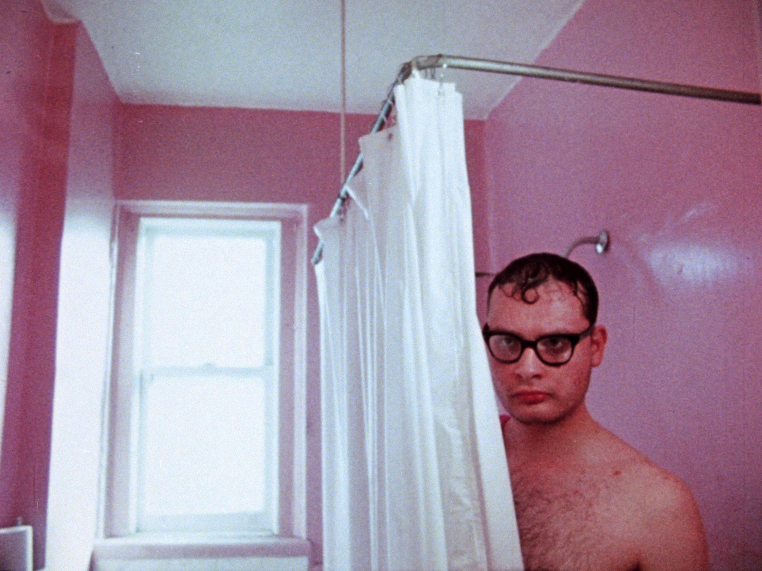 Hold Me While I'm Naked  (1966, 16mm, Color, Sound, 15min.); © Kuchar Brothers Trust.
