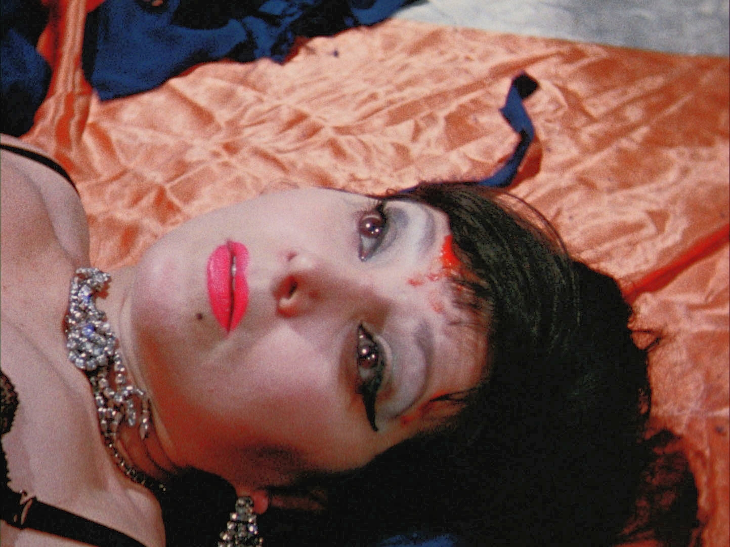 Sins of the Fleshapoids  (1965, 16mm, Color, Sound, 43min.); © Mike Kuchar.