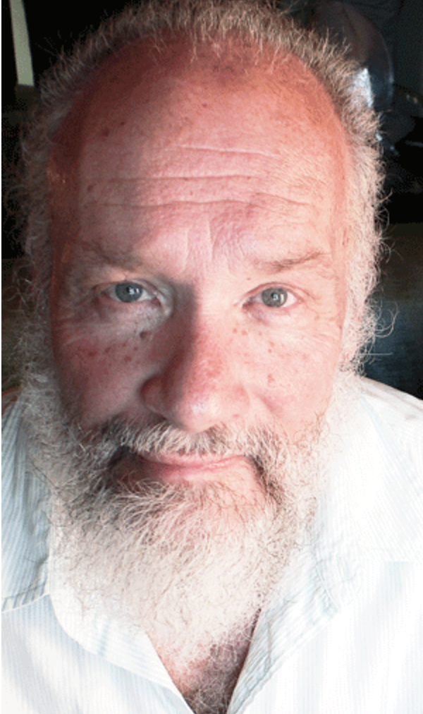 Auteur and artist Mike Kuchar. (Photo: Henny Garfunkel)