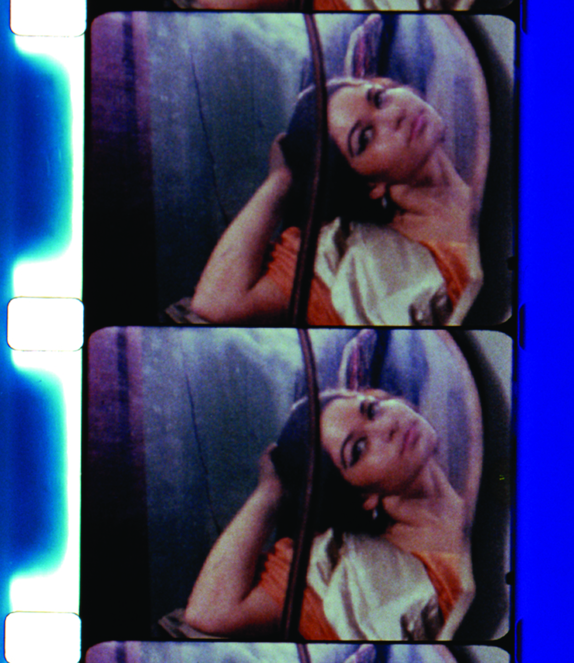 Born of the Wind  (1962, 8mm, Color, Sound, 24min.); © Mike Kuchar.
