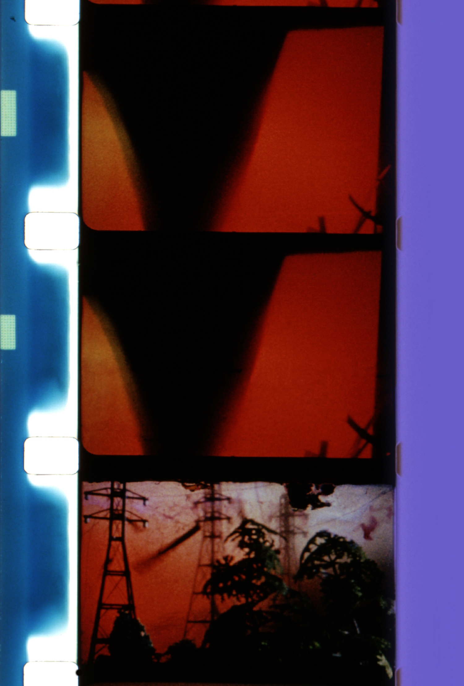 A Town Called Tempest  (1963, 8mm, Color, Sound, 33min.); © Kuchar Brothers Trust.