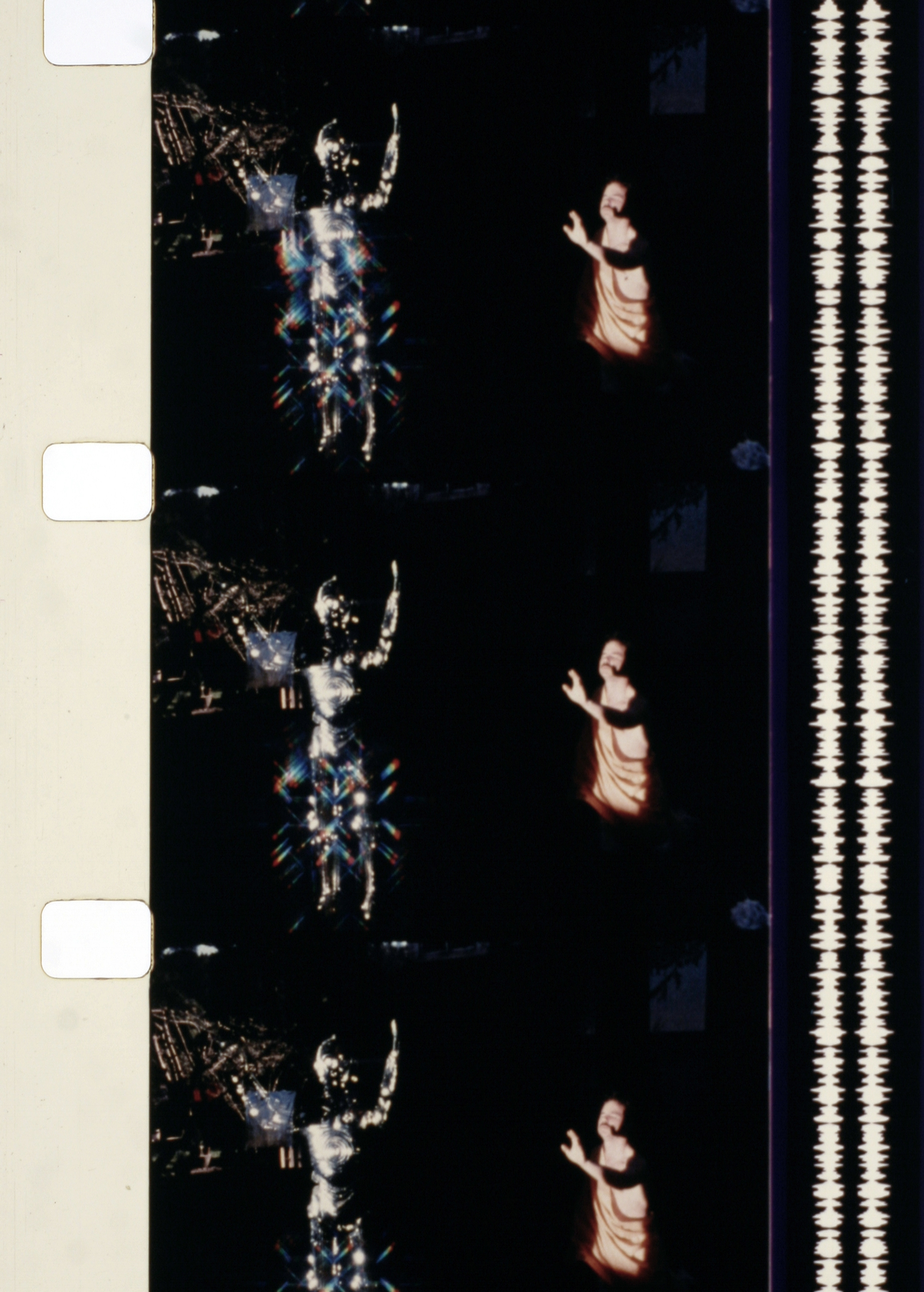 Ascension of the Demonoids  (1985, 16mm, Color, Sound, 30min.); © Kuchar Brothers Trust.