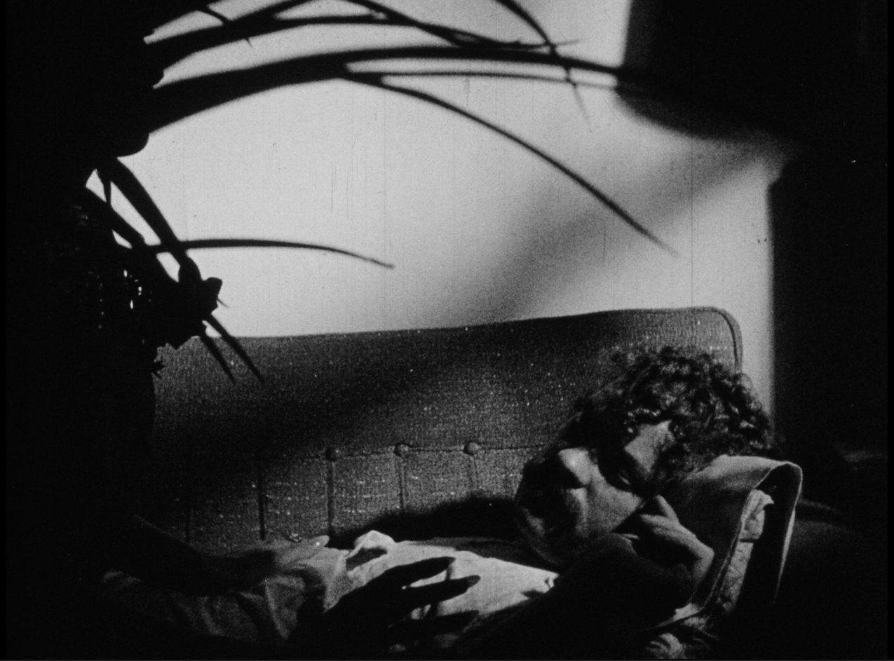 A Reason To Live  (1976, 16mm, B&W, Sound, 30min.); © Estate of George Kuchar.