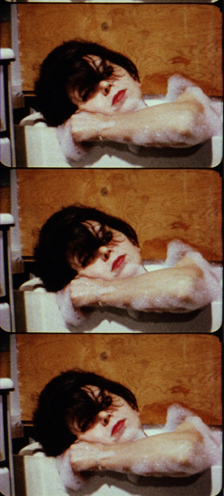 Confessions of Babette  (1963, 8mm, Color, Sound, 15min.); © Kuchar Brothers Trust.