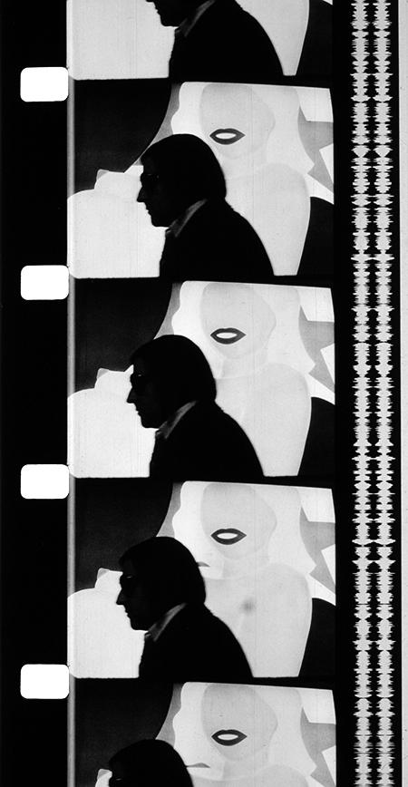 Color Me Shameless  (1967, 16mm, B&W, Sound, 30min.); © Kuchar Brothers Trust.