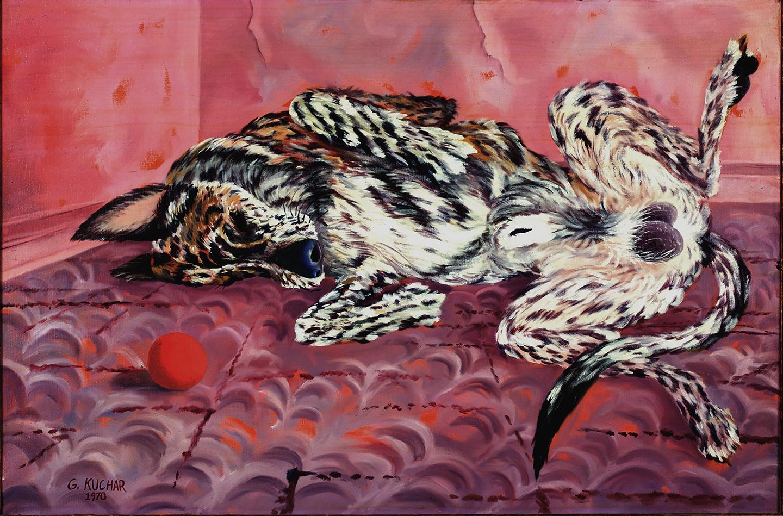 "George Kuchar, ""Bocko"", 1970Courtesy Ghebaly Gallery. © Estate of George Kuchar"