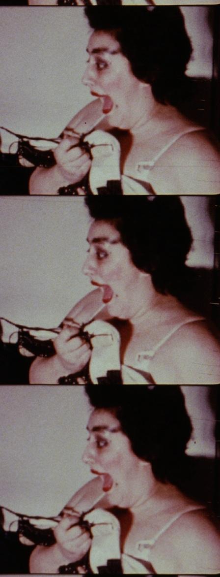 I Was A Teenage Rumpot  (1960, 8mm, Color, Sound, 10min.); © Kuchar Brothers Trust.