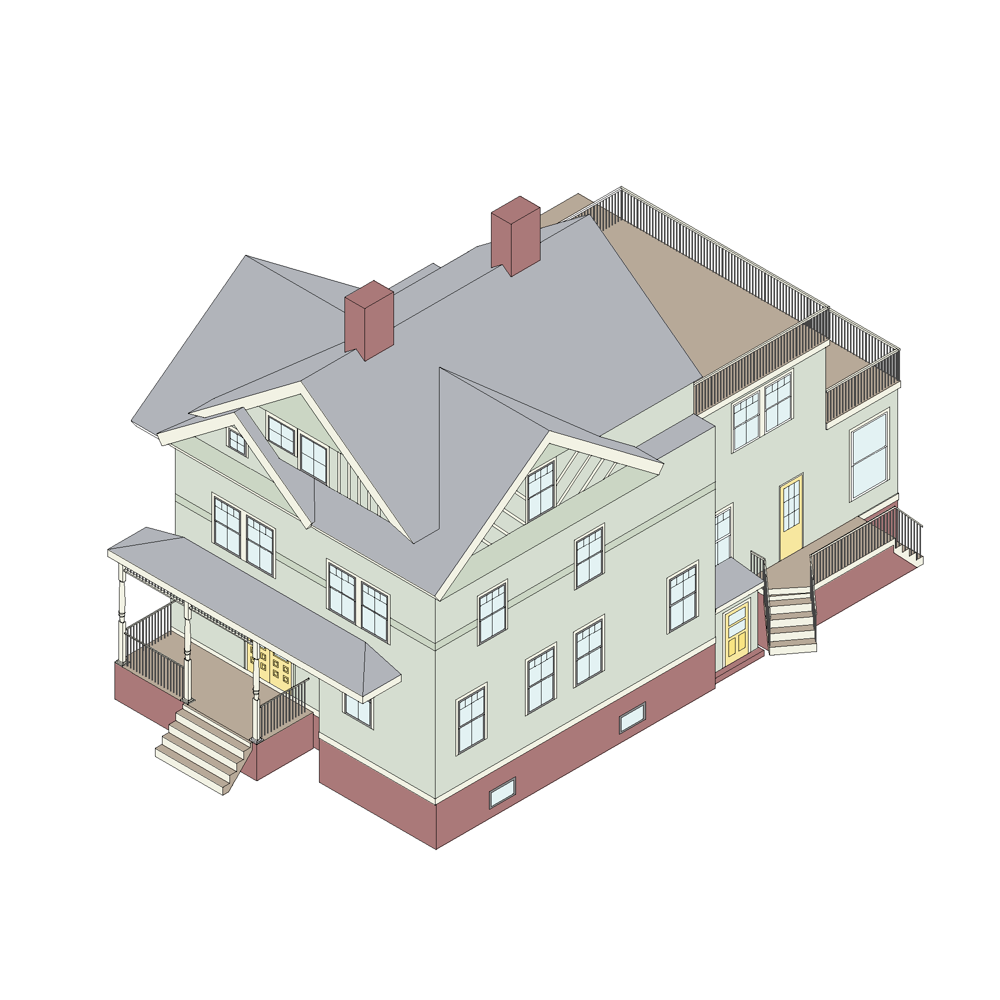 Avon Hill Renovation
