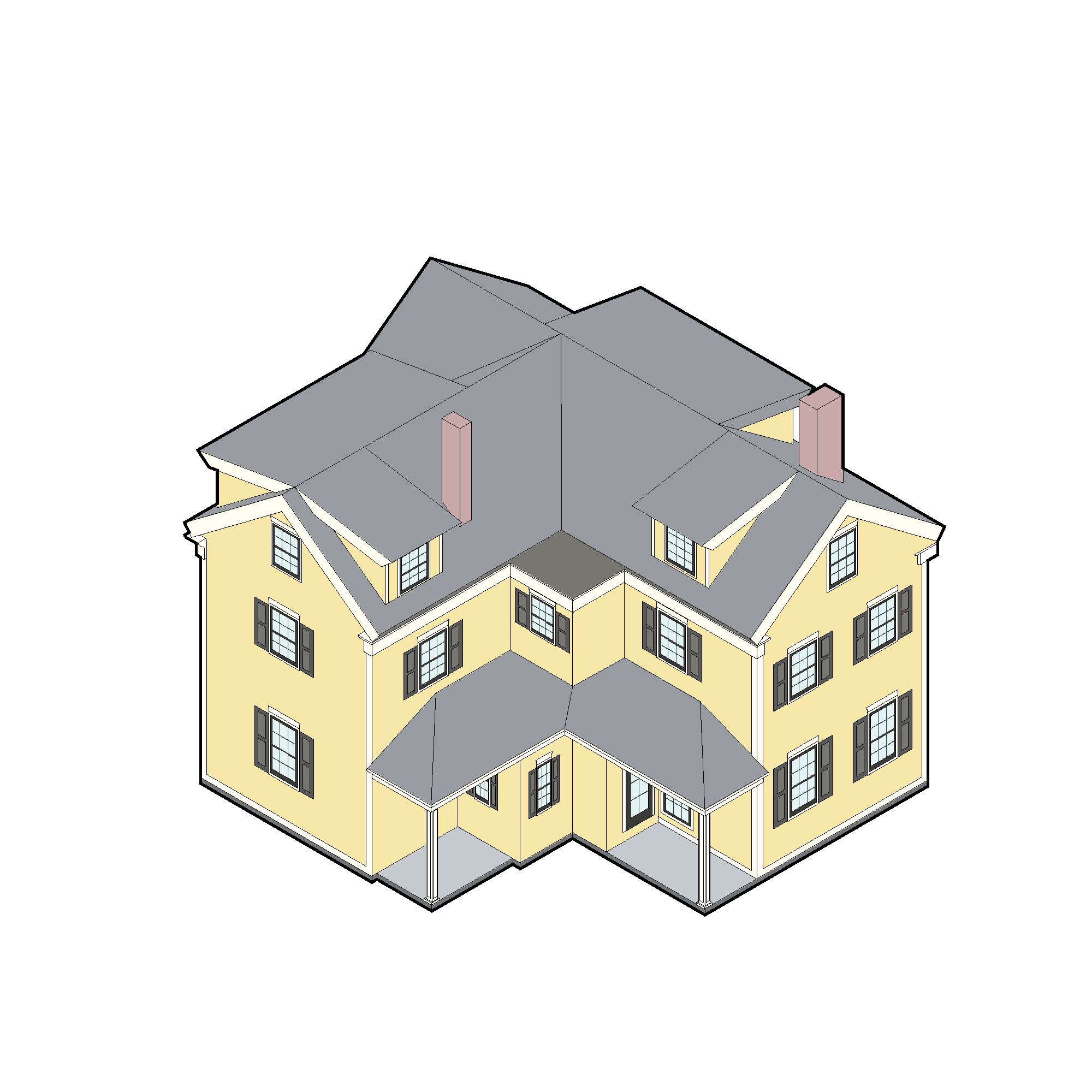 Harvard Historical Renovation