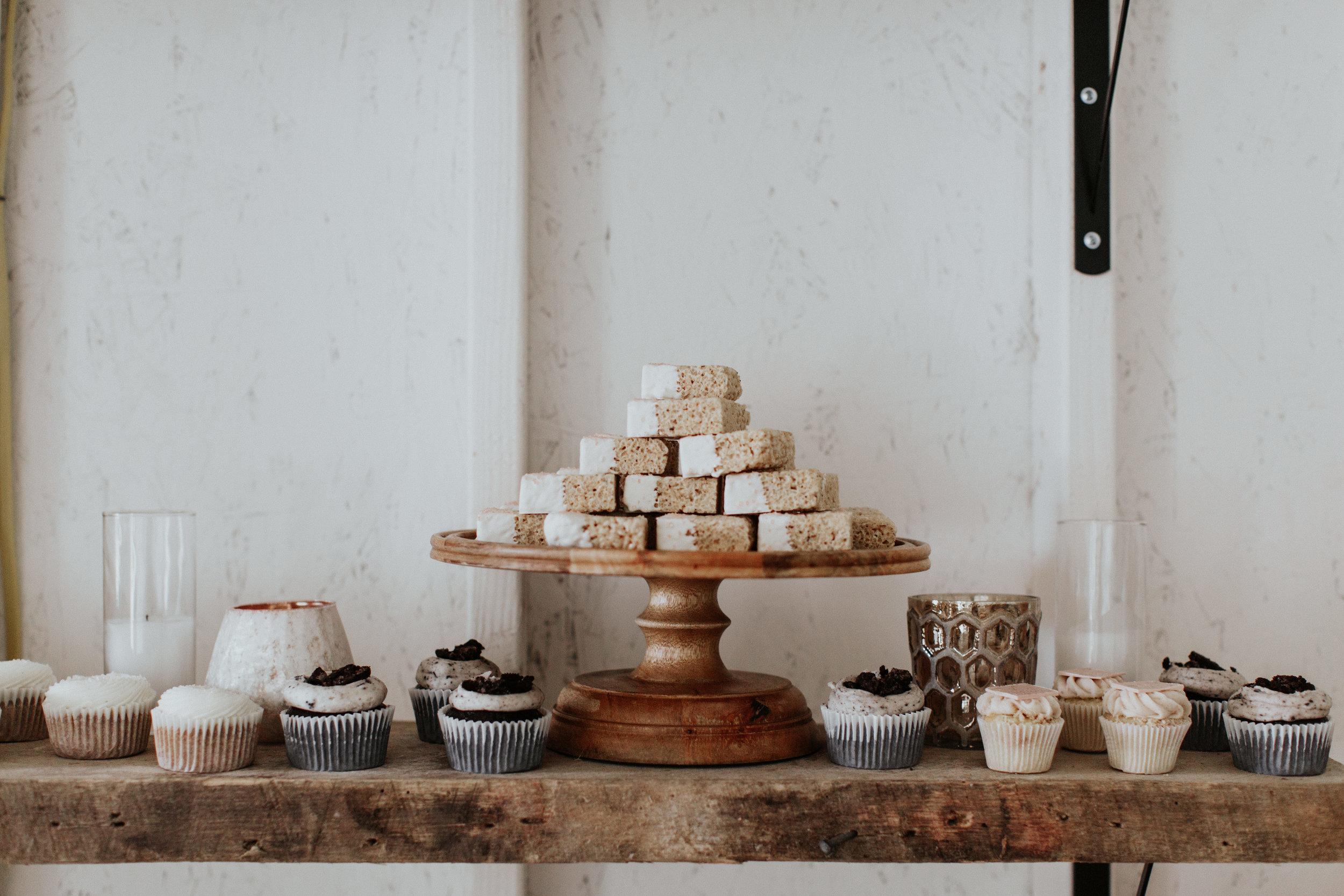 atascadero wedding desserts