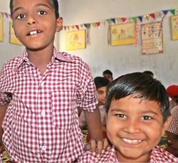 Hitesh (left) and Jignesh (right)